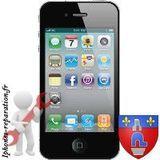 reparation iPhone 4 / 4S Cergy