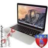 reparation MacBook 13p Cergy