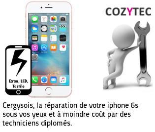 Reparation ecran iphone 6S Cergy